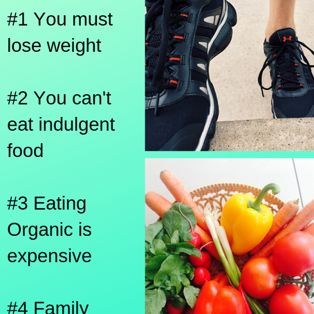 Change the way you think about getting healthy