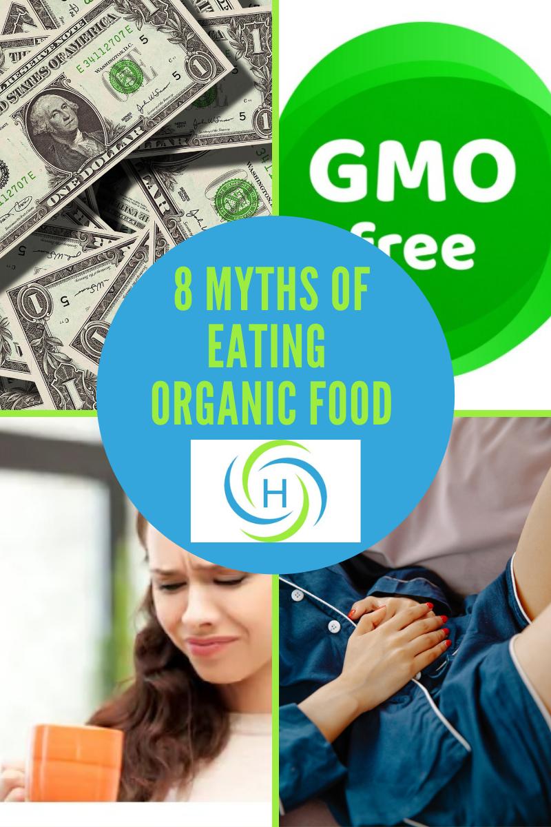 myths of eating organic food