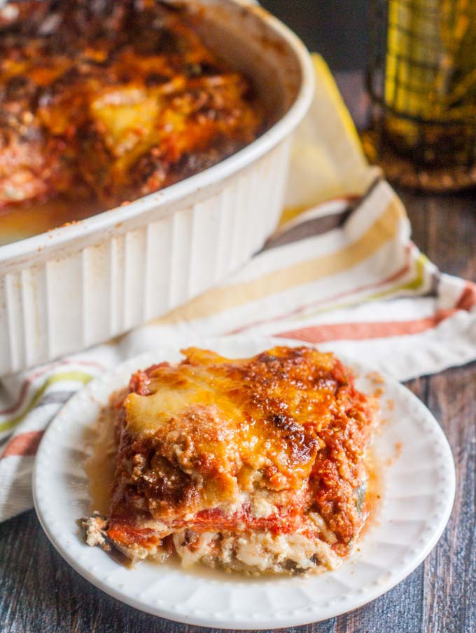 vegetable lasagna without noodles