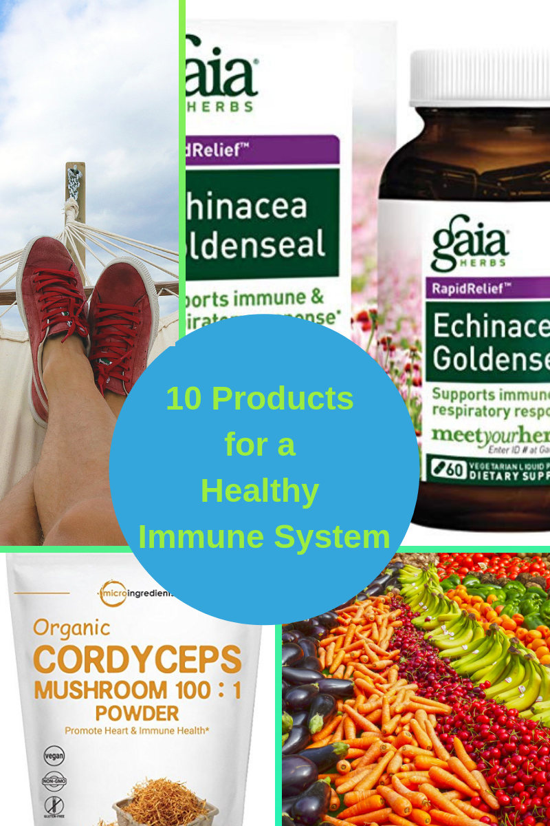 products to take for a healthy immune system