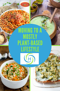 moving to a plant-based lifestyle