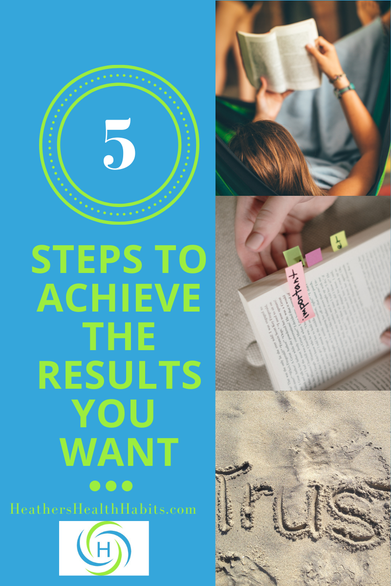 5 steps to get real results