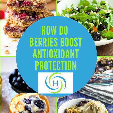 How Do Blissful Berries Boost Antioxidant Protection?