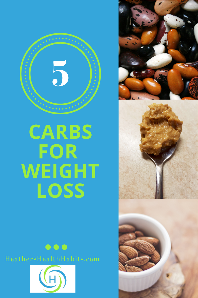 5 carbs for weight loss