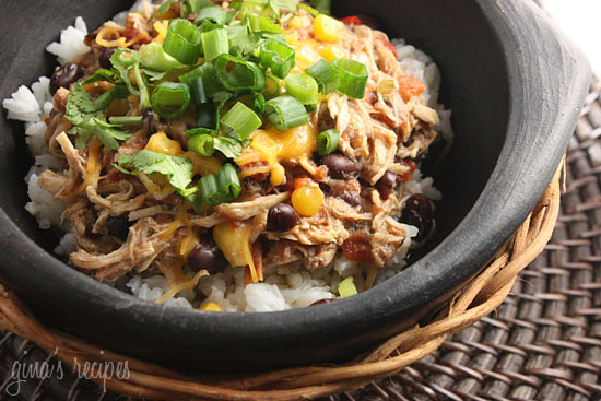 crock pot sante fe chicken