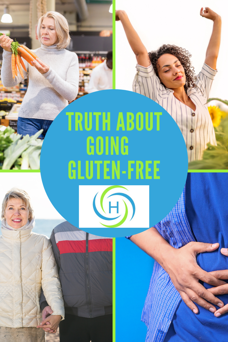 truth about going gluten free