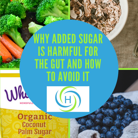 Why Added Sugar Is Harmful For Your Gut And How To Avoid It