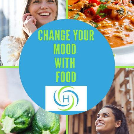 How To Change Your Mood With Food