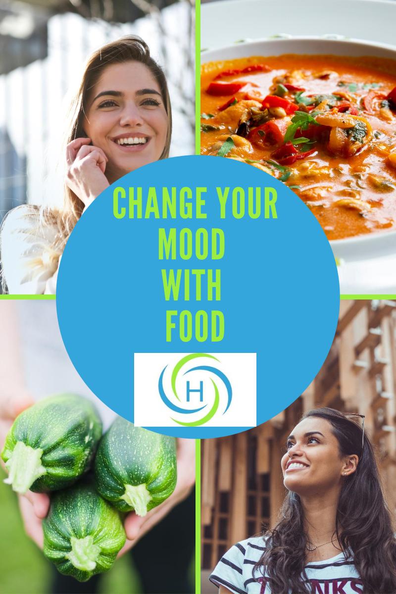 change your mood with food