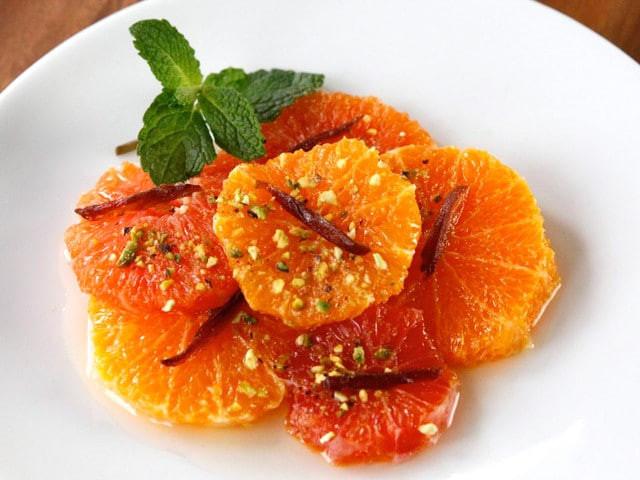 sweet citrus rosemary medley