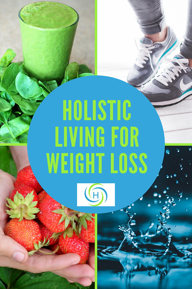 Why Holistic Living Is The Best Weight Loss Program