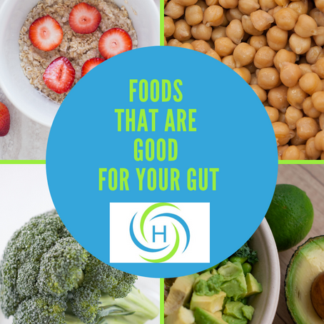 Foods That Are Good For Your Gut