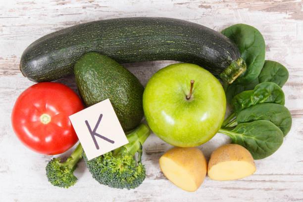 vitamin K makes it easier for our bones to retain calcium