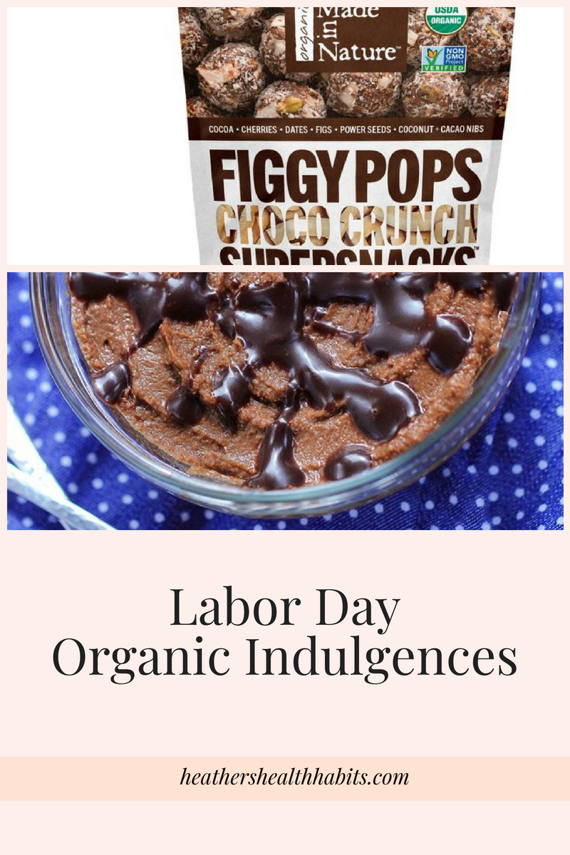 labor day avocado mousse and figgy pops snack