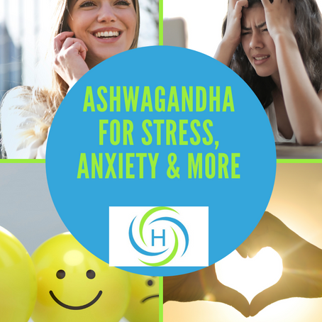 5 Reasons Ashwagandha Is Absolutely The Best Herb For Stress