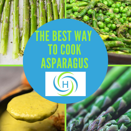 What Is The Best Way To Cook Asparagus?