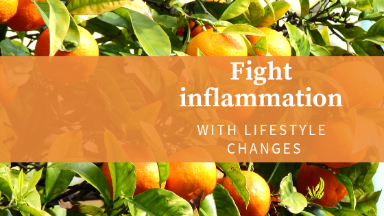 fight inflammation with lifestyle changes