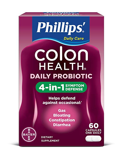 phillips probiotic