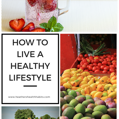 This is the simple way to live a healthy lifestyle