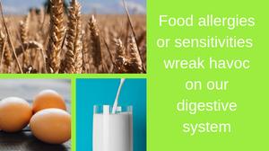 food allergies wheat egg dairy