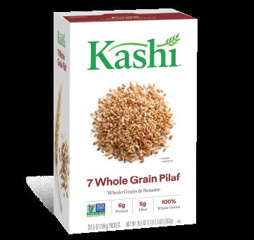 kashi 7 whole grain pilaf