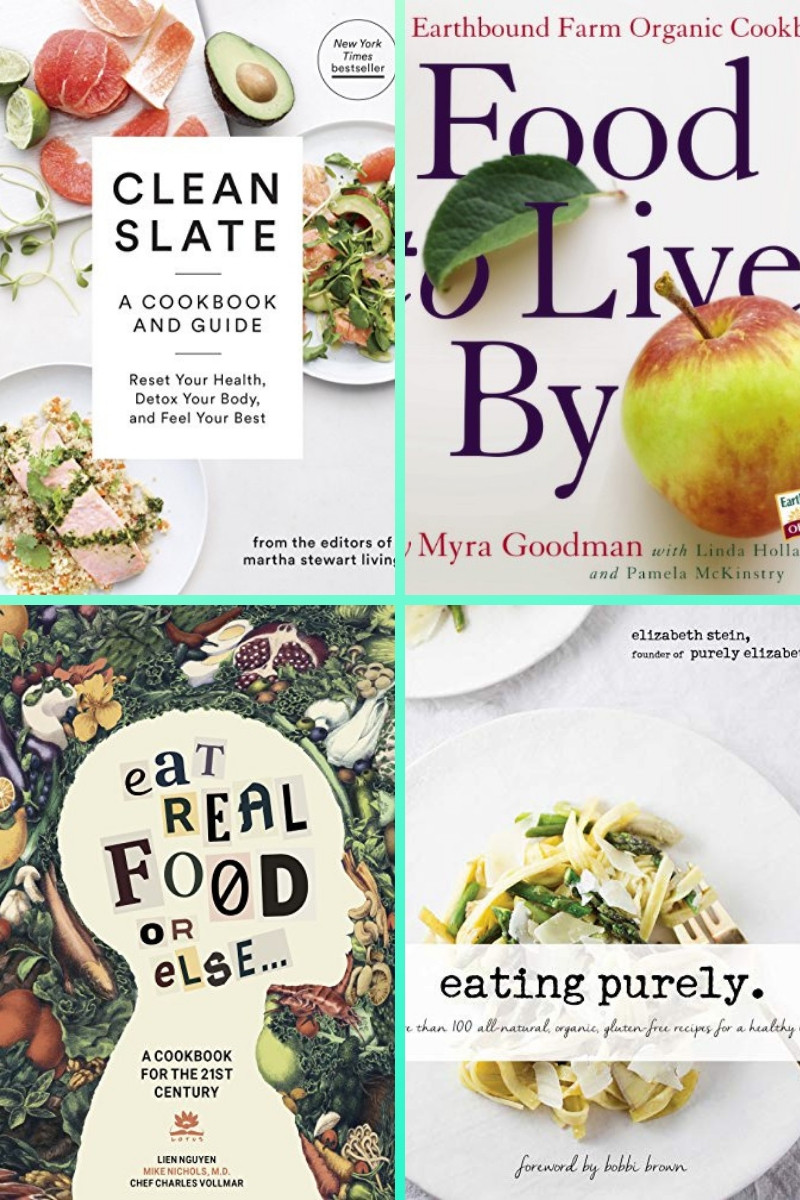 books for healthy cooking