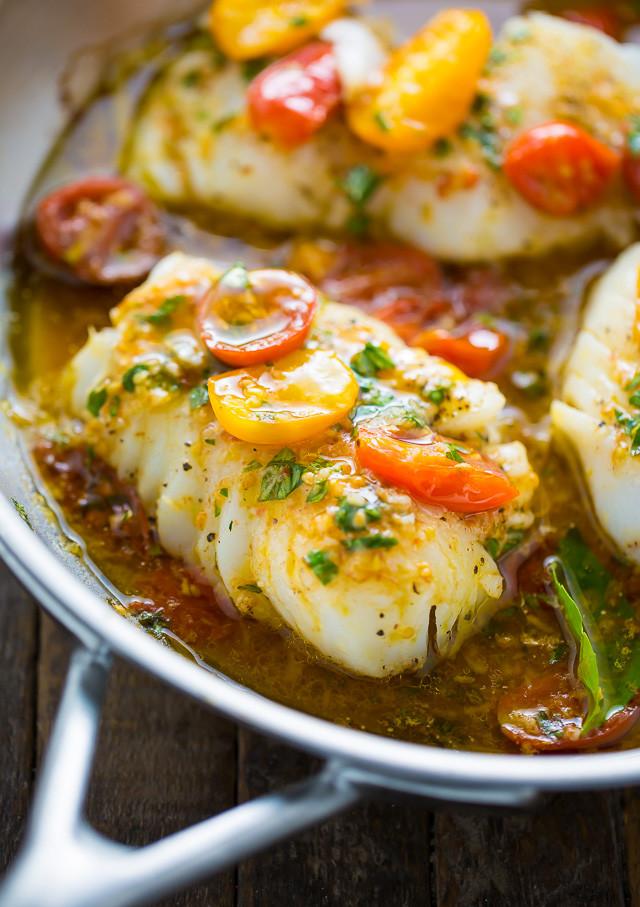 cod recipe
