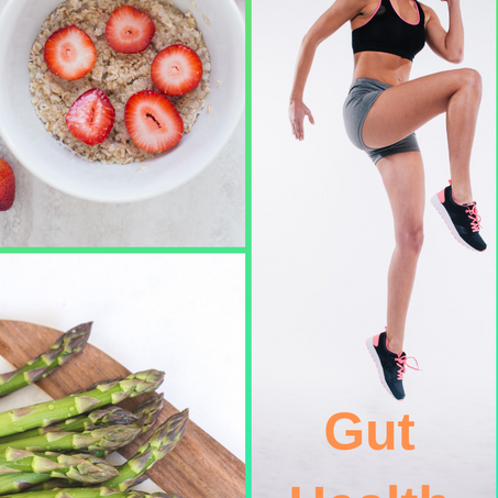 Foods that are good for you and your gut