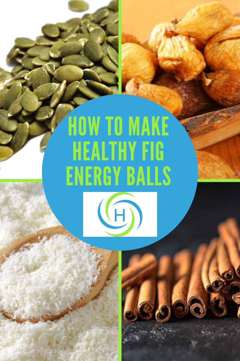 how to make healthy fig energy balls