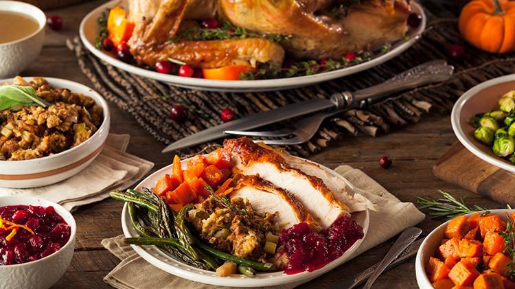 dinner turkey