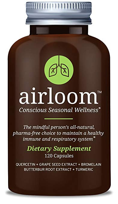 airloom seasonal wellness supplement