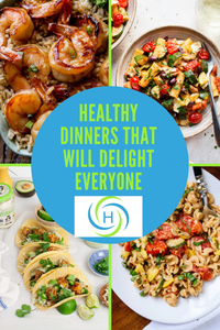healthy dinners that everyone will love