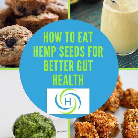 How To Easily Eat Hemp Seeds For Better Gut Health