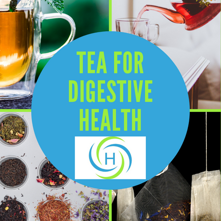 Before You Forget, Drink Tea for a Healthy Gut