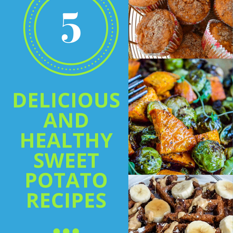 Absolutely Love Sweet Potatoes? Here Are 5 Recipes To Try