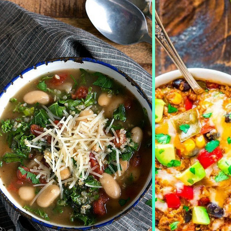 How to make slow cooker meals that are fast, easy and healthy