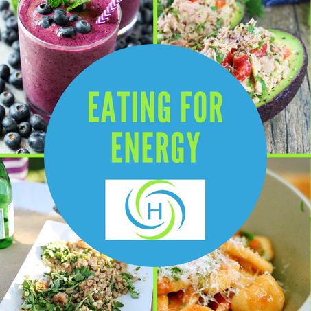 How To Eat For Energy