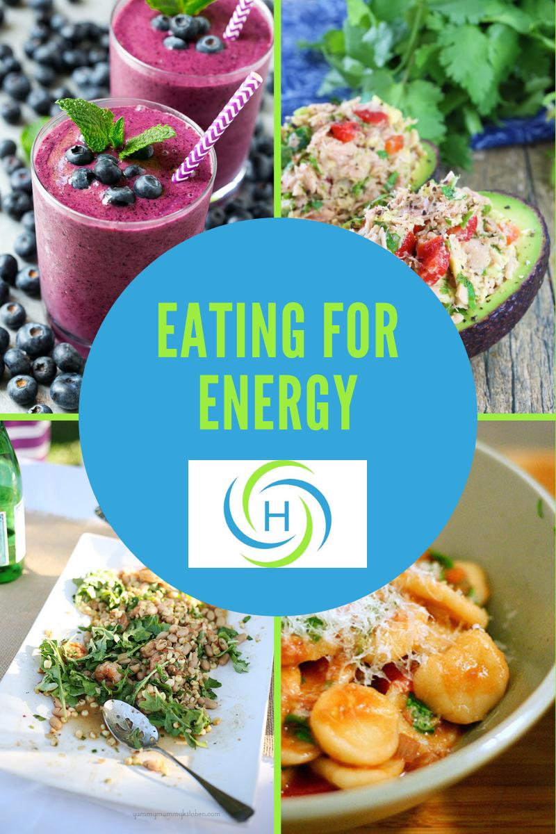 eating for energy