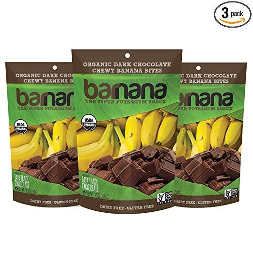 banana organic chocolate