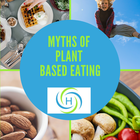 The Most Astonishing And Surprising Myths Of Plant Based Eating