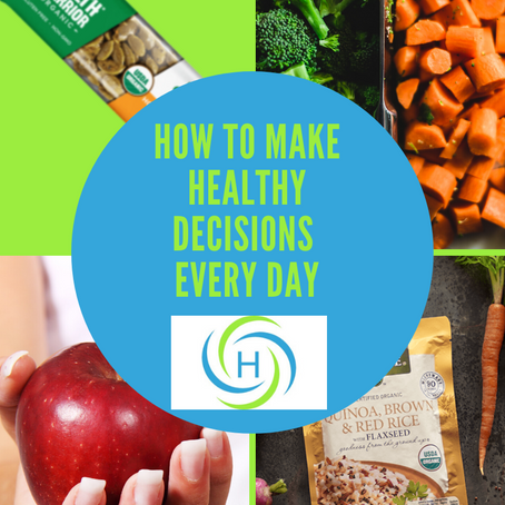 How Many Healthy Decisions Do You Make Daily?