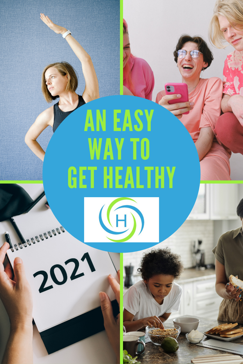 an easy way to get healthy