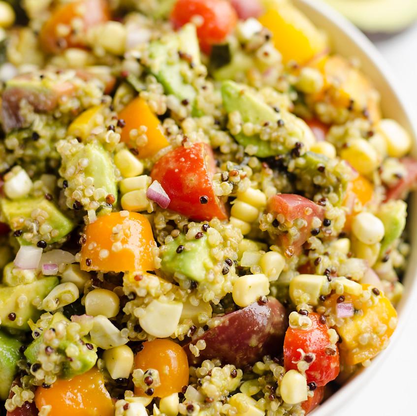 Southwest-Vegetable-Quinoa-Salad-The-Cre