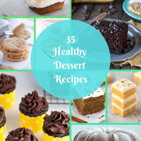 35 Healthy Desserts Sure To Impress