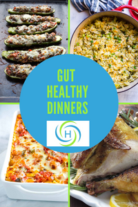 gut healthy dinners