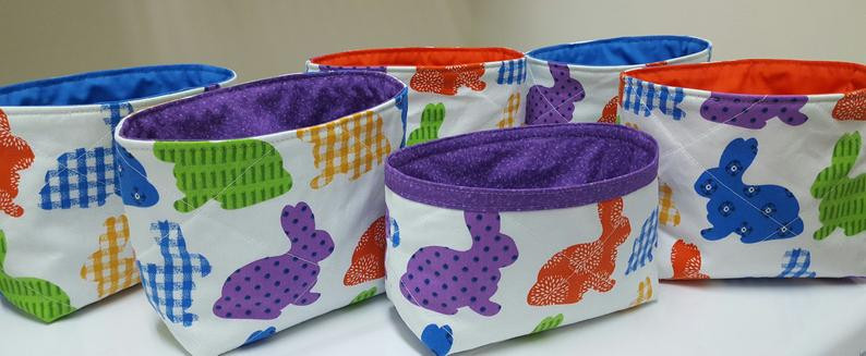 bunny baskets for sale for easter