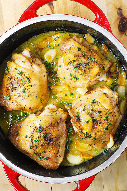chicken thigh recipe