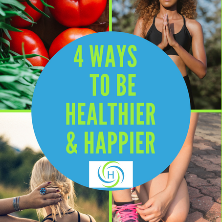 A Foolproof Formula for Being Healthy and Happy