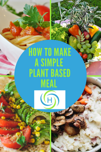 how to make simple plant based meals