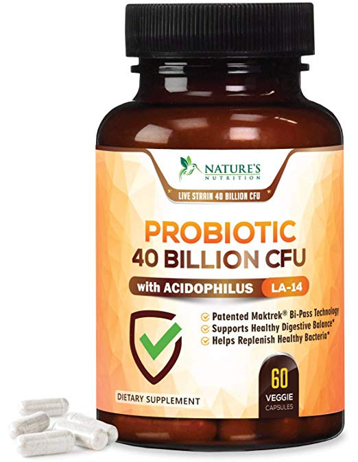 nature's nutrition probiotic